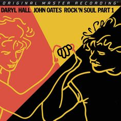 Hall and Oates - Rock 'n Soul Part I on Numbered Limited Edition Hybrid SACD From Mobile Fidelity