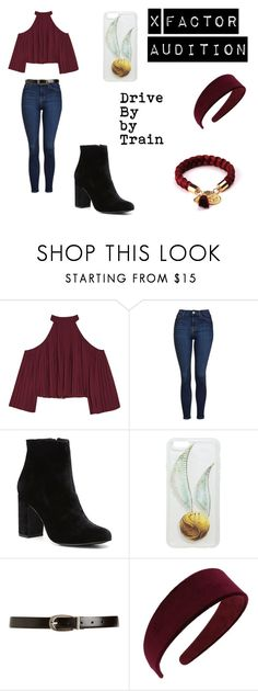 """""""X Factor Audition"""" by peytondodson on Polyvore featuring W118 by Walter Baker, Topshop, Witchery and Miss Selfridge"""