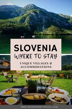 A guide to the most unique villages and accommodations in Slovenia. Find out where to stay in beautiful Slovenia.  #visitslovenia #slovenia #travelslovenia #sloveniatrip #europetravel #travel Europe Travel Outfits, Europe Travel Guide, France Travel, Travel Tips, Slovenia Travel, Bohinj, Ultimate Travel, Travel Couple, Amazing Destinations