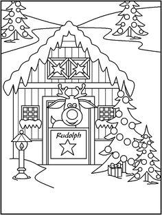 Christmas (Rudolf the redness reindeer - Rudolf das Rentier)