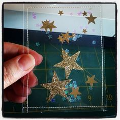 December Daily - little pockets for my #decemberdaily.