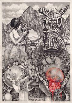 The saviour by Bernardumaine on deviantART