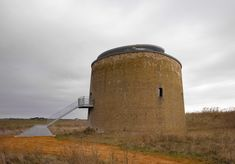 It is situated in an Area of Outstanding Natural Beauty and the towers at Bawdsey are designated as Scheduled Monuments by English Heritage.