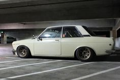 Datsun 510 with the perfect stance