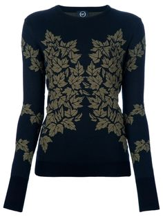 MCQ BY ALEXANDER MCQUEEN - Intarsia Knit Sweater by farfetch