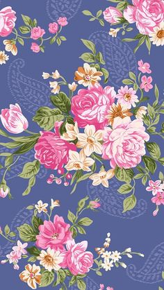 floral patterns - Cerca con Google