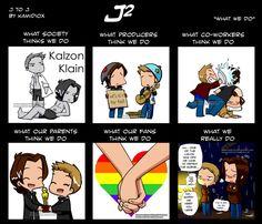 J to J: J2, What we do. by KamiDiox.deviantart.com on @deviantART