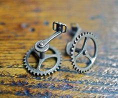 Bicycle Cufflinks