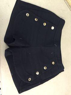 Shorts alfaiataria