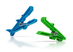 Chompins/Gator clips by David Andersson from Fred & Friends - Material: Polypropylene