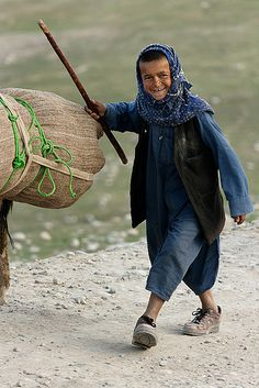 Life is difficult . Afghanistan