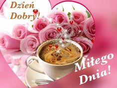 Good Morning, Tea Cups, Tableware, Photography, Decor, Polish, Do Your Thing, Pictures, Buen Dia