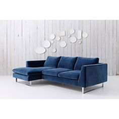 Jasper Modern Sofa, Left Hand Facing