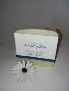 Handcrafted and handcut natural soap.  Www.pure.ucraft.com