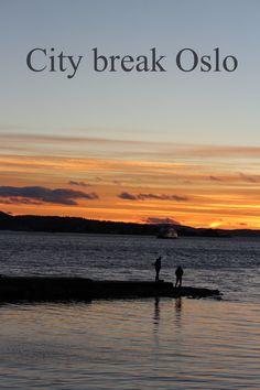 Et si vous vous échappiez à Oslo le temps d'un week-end ? Oslo, North Europe, City Break, Week End, Celestial, Mountains, Sunset, Nature, Travel