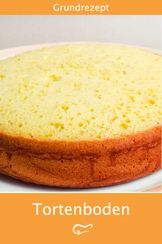 This recept for a saftigen Tortenboden is the perfect basis for . 300 Calorie Breakfast, Keto Recipes, Cake Recipes, Dinner Recipes, A Food, Food And Drink, Cheesecake, Evening Meals, Everyday Food