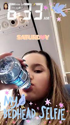 Yes Annie drink water
