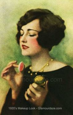 Gallery – The Makeup Looks of the 1920′s.