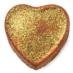 Lonely Heart Bubble Bar - a heart full of love. The glitter on these really shows in skin fun #valentinesday gift