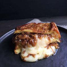Onion Soup French Toast #savory