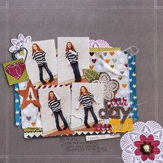 American Crafts, Amy Tangerine Collection