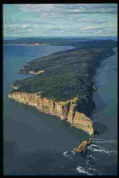 Cape Split Nova Scotia Canada
