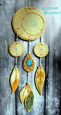 Cookie Dream catcher   By The Cookie Architect     http://www.facebook.com/TheCookieArchitect