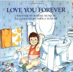 LOVE this book! Even tho it makes me cry everytime, its so beautifully written and the message is so very true. A must have in any parents library <3