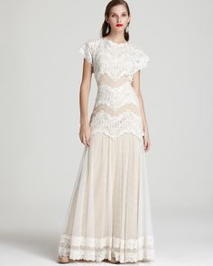Perfect for that BOHO or nontraditional bride.