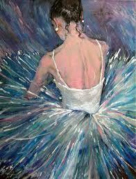 Картинки по запросу балерина картина акварель