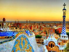 Miaposta: Barcelona Barcelona Such a colorful place