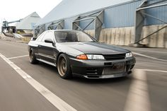 Collectible Classic: 1989-1994 Nissan Skyline GT-R R32 | Now that it's 25 years old, the JDM car of your dreams can come to America