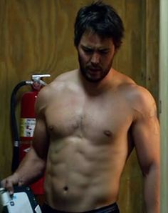 """Taylor Kitsch in Lone Survivor -  Yes, he is """"my style"""" haha"""