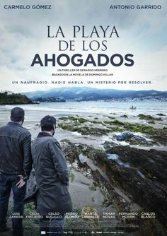 La playa de los ahogados - Investigating the death of a fisherman who washes ashore near a sleepy village, a local cop uncovers dark secrets stretching years into the past. Movies To Watch Free, Hd Movies, Movies And Tv Shows, Movie Db, Peliculas Audio Latino Online, Best Cinematography, In And Out Movie, France, Beach Photos