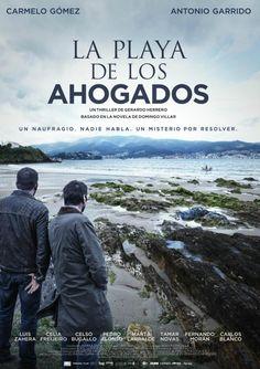 La playa de los ahogados (2015) España. Dir.: Gerardo Herrero. Thriller. Galicia - DVD CINE 2425