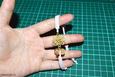 DIY Пошаговая инструкция макреме браслет в романтичном стиле   Nissa's tips