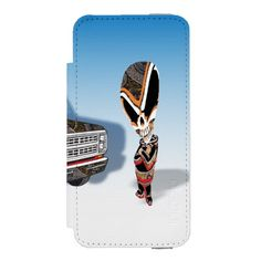 Teenage Alien Dieselborg Incipio Watson™ iPhone 5 Wallet Case