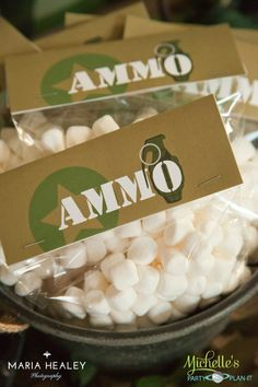 Army Party Favors                                                                                                                                                      More