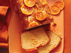 A zesty, moist cake with a surprisingly delicious star ingredient. Make this sweet potato cake as a loaf or round, finishing it with a sweet glaze. Citrus Recipes, Orange Recipes, Sweet Potato Recipes, Orange Sweet Potato Recipe, Vegetable Recipes, Vegetarian Recipes, Baking Recipes, Cake Recipes, Dessert Recipes