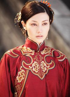 Michelle Reis in 'Bodyguards and Assassins' (2009).  Chinese fashion and cosplay