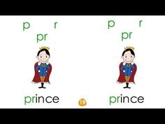 Phonics Song 2 - Listen and Repeat (consonant blends)