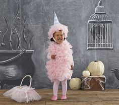 Baby Cotton Candy Costume | Pottery Barn Kids