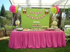 Look whoos turning one | CatchMyParty.com
