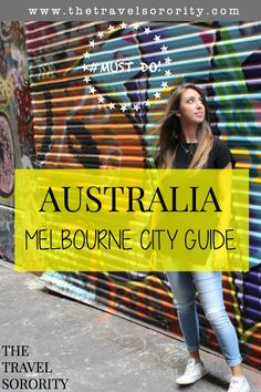 Melbourne is a city I have heard people talk about time and time again and with it's impressive credentials - Voted most liveable city in the world 6 years in a row I was extremely curious and eager to find out what all the commotion was about.