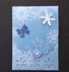Gift Card Holder Christmas Gift Card by ScrapsAndBits on Etsy, $2.79