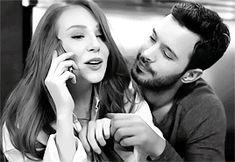 Cute Couple Images, Couples Images, Cute Couples, Romantic Gif, Romantic Pictures, Hug Gif, Dark Love, Elcin Sangu, Ariana Grande Photos