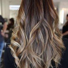 Ombre hair com raiz escura e pontas claras em 3 tons: Canela, Pastel e Dourado.. #fashion #Cabelo fashion! #ipanema #leblon #cabelosloiros #loiras #coloração #cabelosloiros #luzes #luzesterapeuticas # #esmellipanema #nature #TagsForLikes #riodejaneiro #hair #sun #summer #beach #beautiful #pretty #fashion #sunrise #blue #flowers #night #tree #twilight #ombrehair