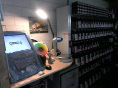What's in your mixing room? #DeBeer #Valspar #automotiverefinish #bodyshop