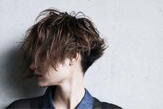 トレンチショート Cabello Hair, Boy Hairstyles, Haircuts, Feed In Braid, Salon Style, Hair Shows, Cut My Hair, Grunge Hair, Hair Art