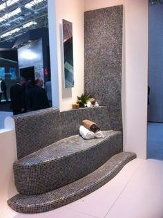 Kerion at the Cersaie Tile Fair in Bologna
